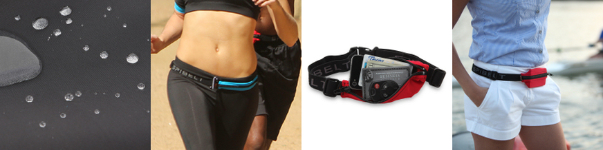SPY Belt is the ultimate sports running belt for runners