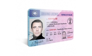 Employee ID card print service covering Bristol