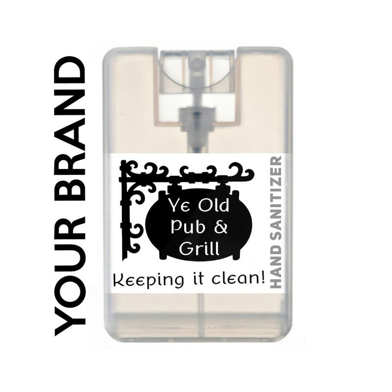 Private label hand sanitizer. custom personalisation bulk branded low MOQ. hair beauty business branded hand san