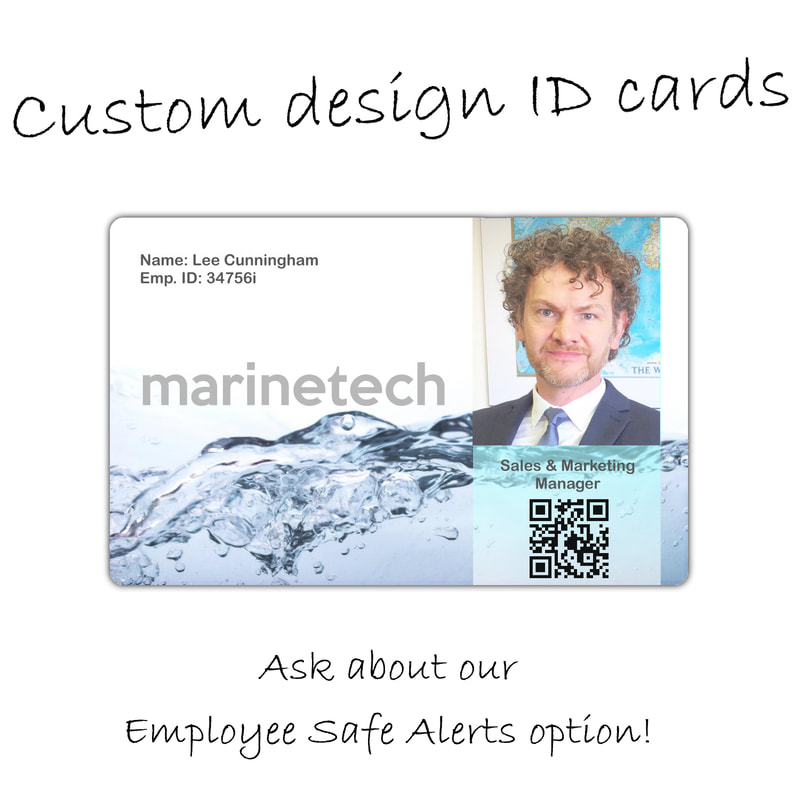 TOWN ID card printing specialists in Telford badges cards passes for staff identity employees company personnel people workers