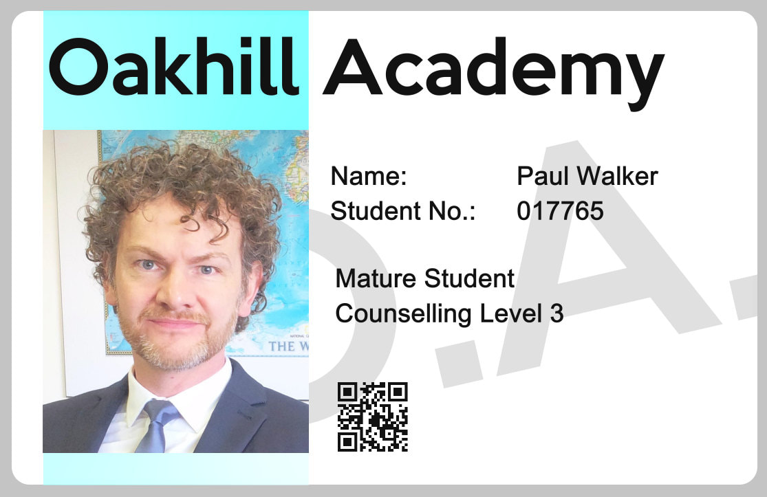 Customized employee ID card printing. Company Identity cards Newcastle.